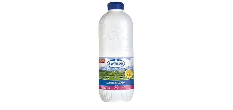 la leche del mercado: