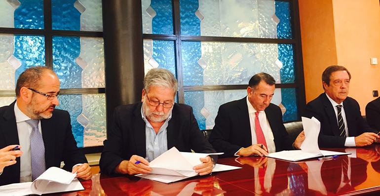 Grupo ybarra firma un acuerdo con el ayuntamiento de dos hermanas para reconstruir su planta - Empresas en dos hermanas ...