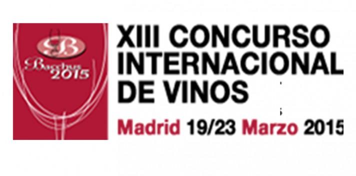 Bacchus 2015, concurso internacional de vinos