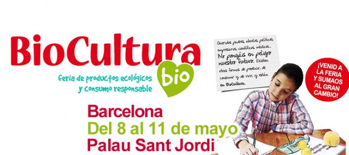 Biocultura. Feria de productos ecológicos