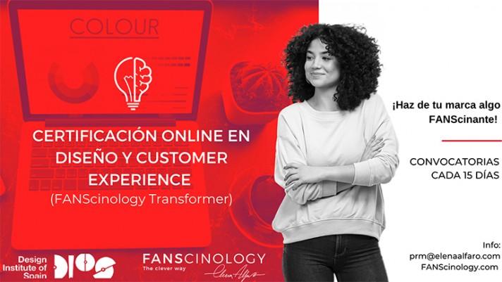 Certificación online en Diseño y Customer Experience