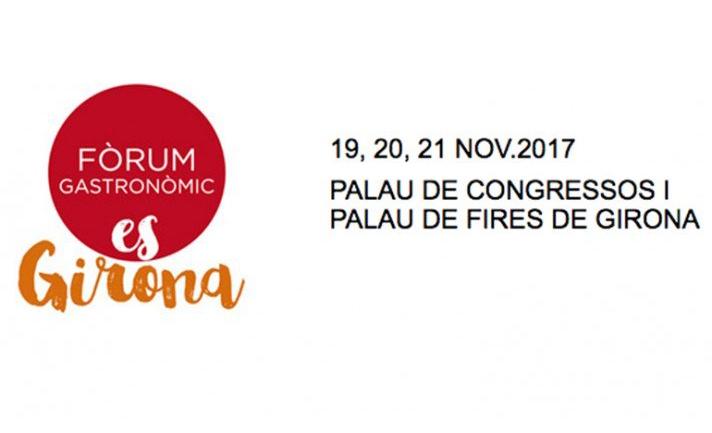 Fòrum Gastronòmic Girona  2017