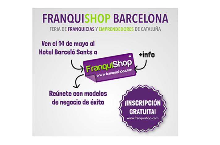 Franquishop Barcelona 2015