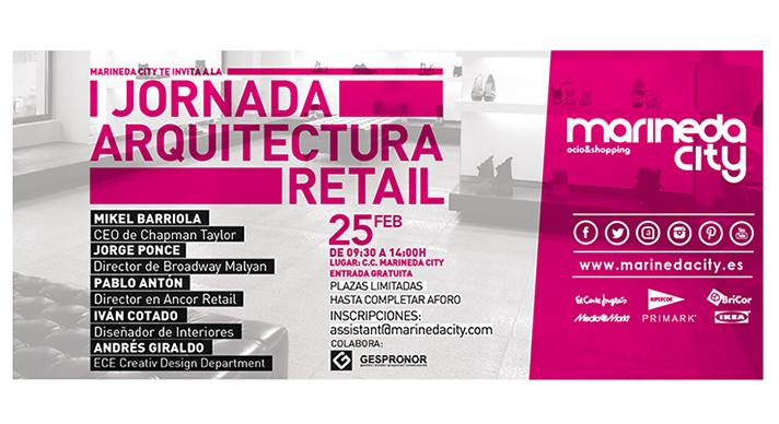 I Jornada Arquitectura del Retail