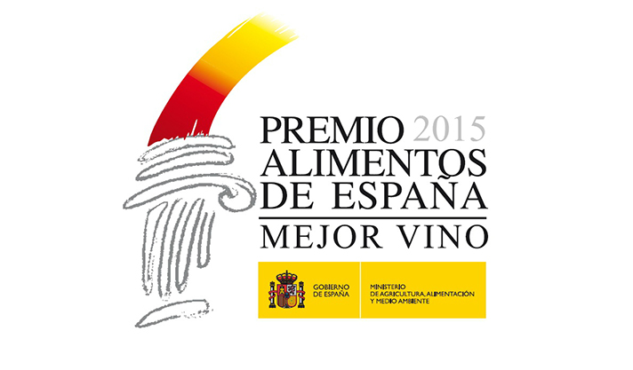Premio Alimentos de España al mejor vino 2015