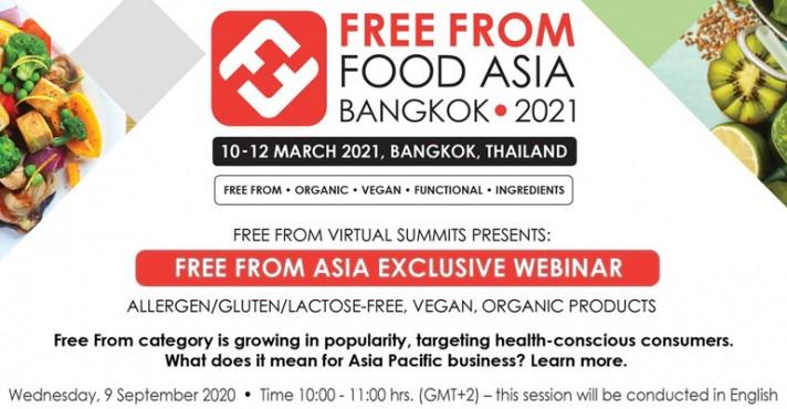 Webinar Free From Food