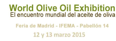 World Olive Exhibition 2015