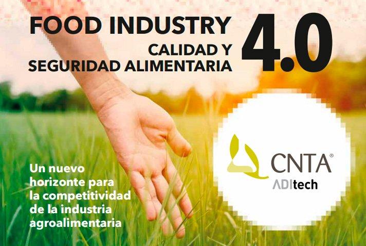 Food Industry 4.0: Calidad y seguridad alimentaria