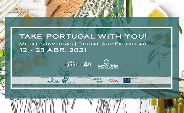 Digital AgriExport 4.0:  Take Portugal with You