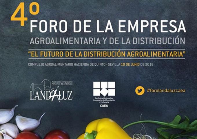 4ª Jornada Landaluz distribución agroalimentaria