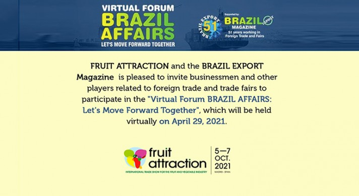 Brzil Export Virtual Forum