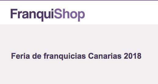 FranquiShop Canarias 2018