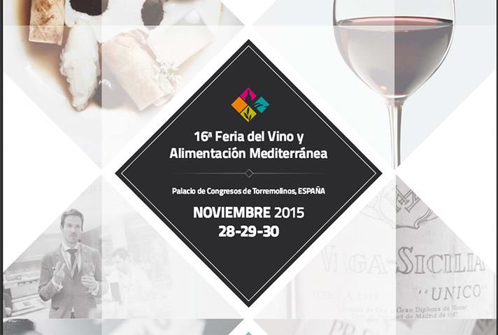 Feria del Vino y Alimentación Mediterránea 2015