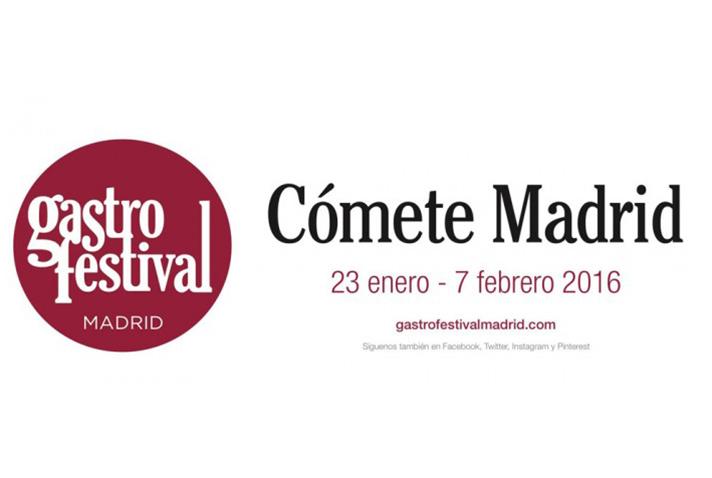 Gastrofestival Cómete Madrid