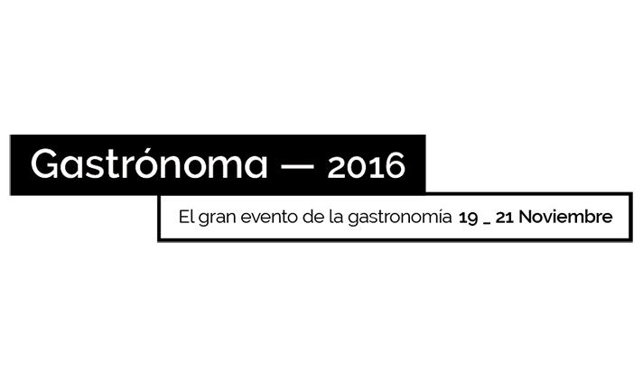 Gastrónoma 2016