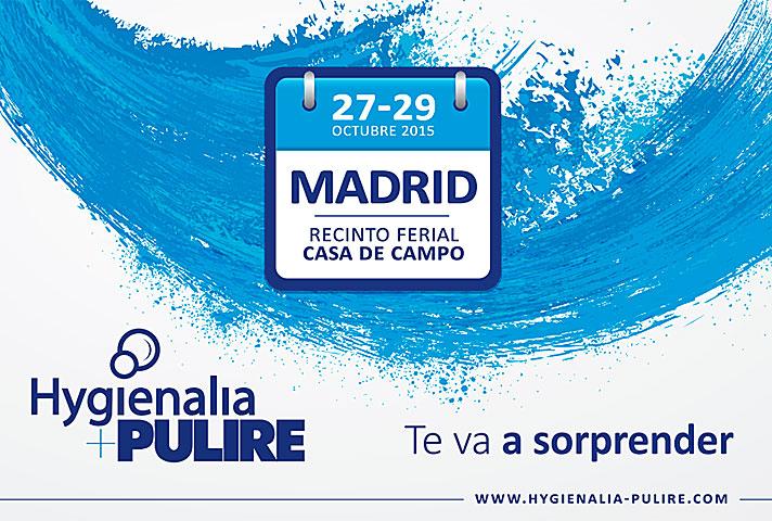 Hygienalia+Pulire 2015
