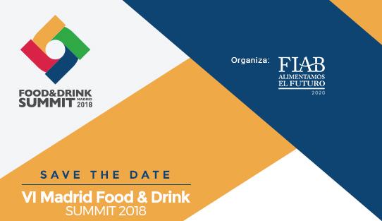 VI Madrid Food&Drink Summit