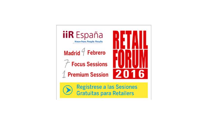 Retail Fórum 2016