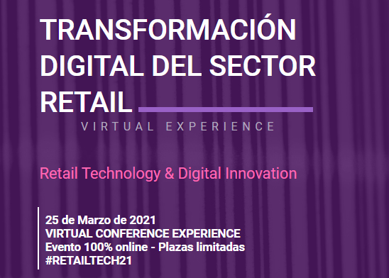 Retail Tech Conference Virtual Experience