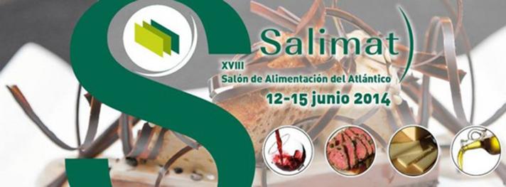 Salimat,  el 18º salón de Alimentación del Atlántico