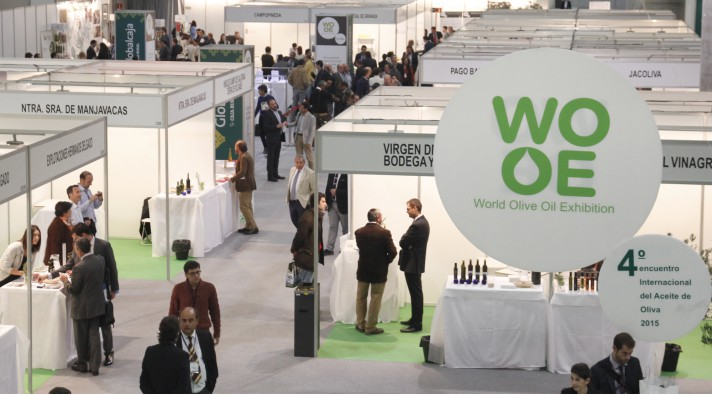 WOOE, World Olive Oil Exhibition