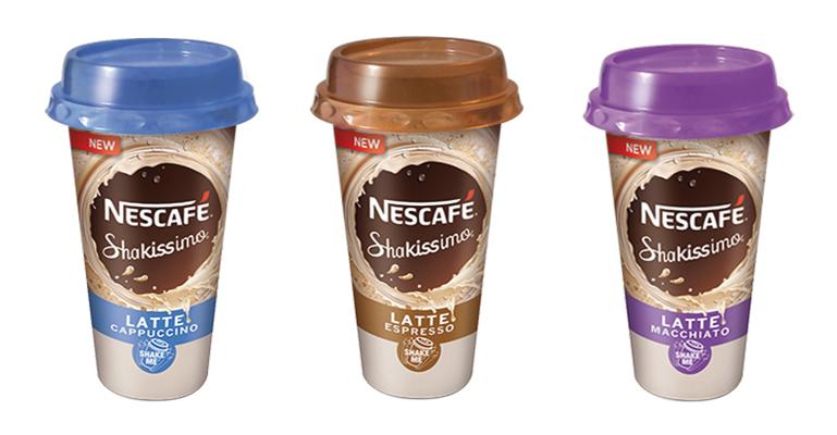 Refrescante caf para llevar en tres variedades retail for Cafe para llevar
