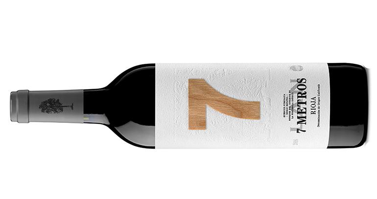 7 metros, un vino singular resultado de la crianza en roble español