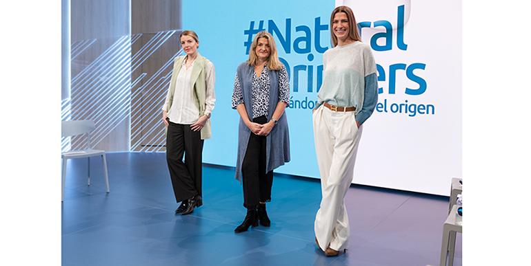#NaturalDrinkers: un movimiento para poner en valor el consumo y las propiedades del agua mineral natural en España