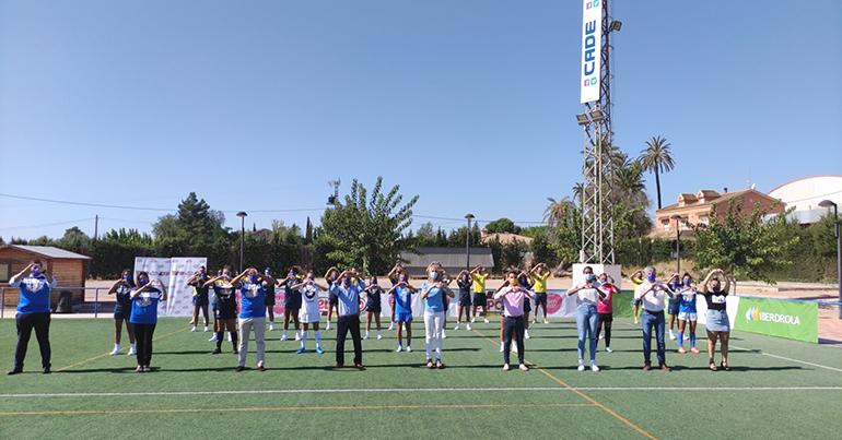 El Pozo Alimentación renueva su apoyo al Alhama Club de Fútbol Femenino