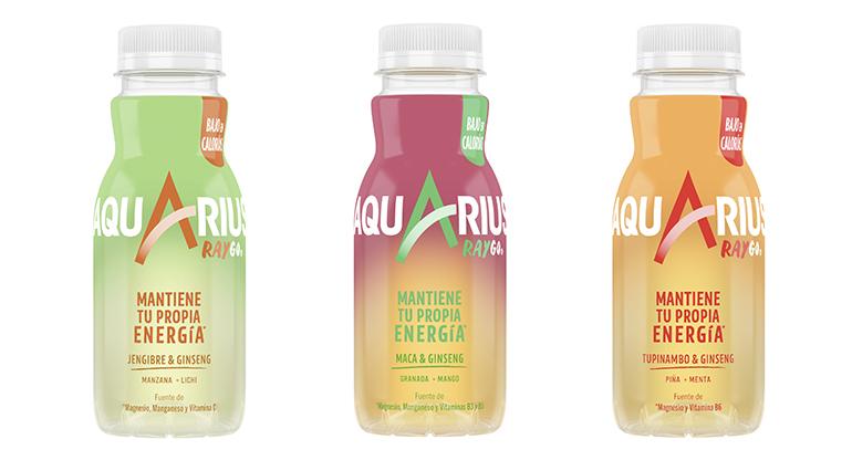 Tres bebidas funcionales con raíces y frutas para un extra de energía