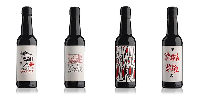 Reliquias que se atesoran en un original formato que da mayor protagonismo al vino
