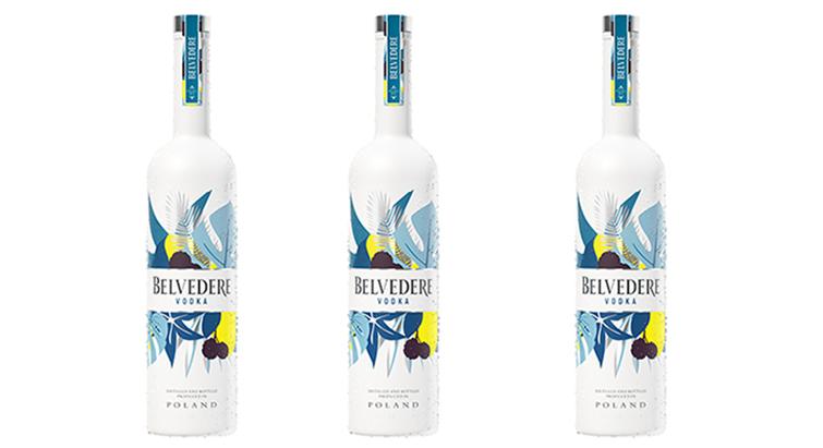 Belvedere Summer Limited Edition, inspirada en un oasis