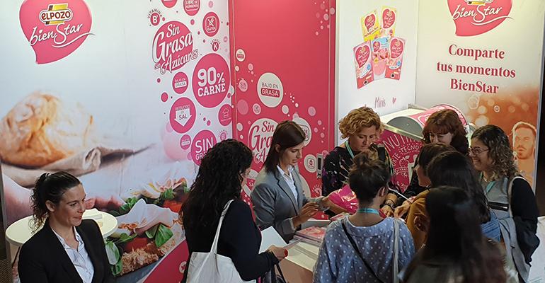 ElPozo BienStar presenta su manual 'La alimentación en la infancia. Guías para padres y madres' a enfermeros de pediatría