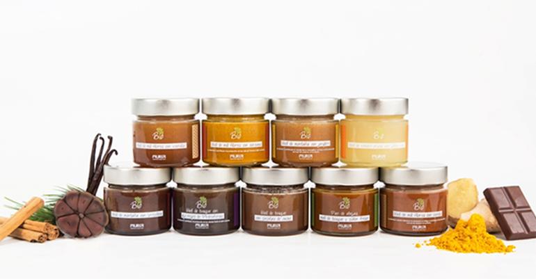 Bio Muria, gama de mieles ecológicas galardonada en BioCultura