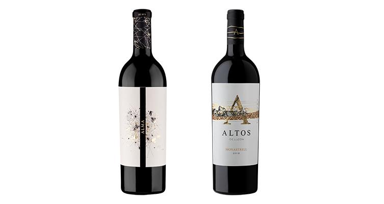 Nuevas añadas de dos vinos emblemáticos: Altos de Luzón y Alma de Luzón