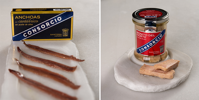 Grupo Consorcio refuerza sus ventas de anchoa y bonito en España e Italia