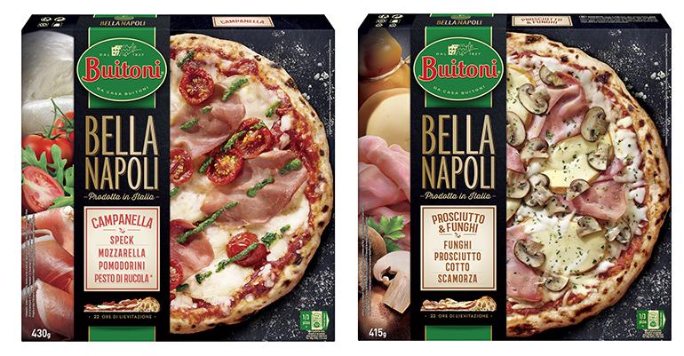 Pizzas al estilo napolitano, con ingredientes de primera cocinada en horno de piedra