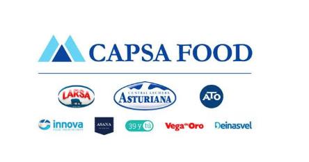 Los productos de Capsa Food cada vez más presentes en los hogares españoles hasta llegar al 65,2% de penetración