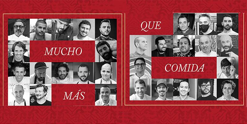 Carbonell reúne a 30 chefs y más de 200 voluntarios para preparar mil cenas solidarias en Nochebuena