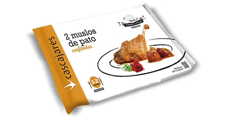Muslos de pato confitado que nos llevan a paladear el sabor francés