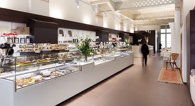 """Un """"museo"""" del chocolate con el sello de Gaudí"""
