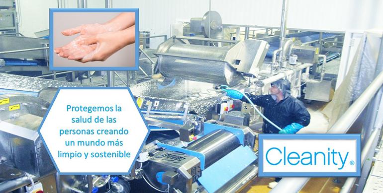 Cleanity se vuelca en la lucha contra el Covid-19 en España