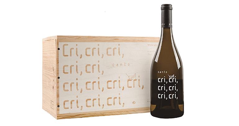 Canto del Grillo 2019, un chardonnay 100%, edición limitada que destaca por su expresión y frescura en boca