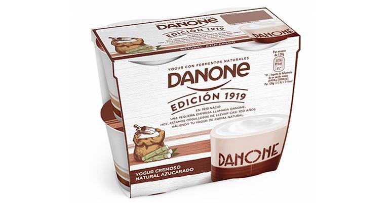 Danone reformula su portfolio para darle un carácter más natural