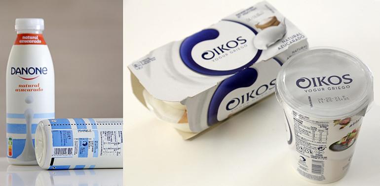 Lucha contra el desperdicio: Danone incorpora la fecha de consumo preferente en sus yogures