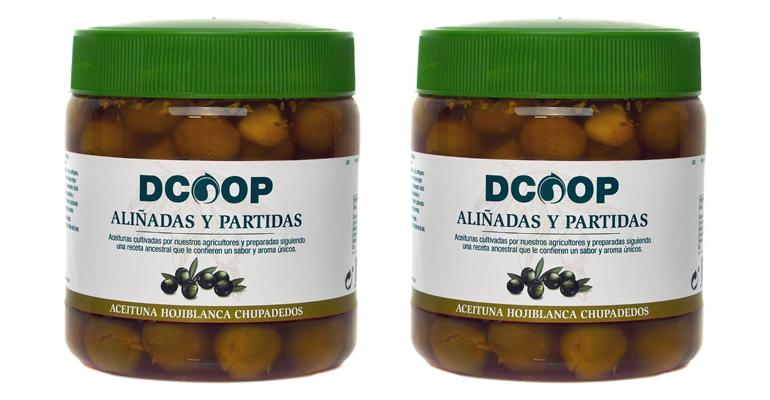 Dcoop suma la cadena Aldi a los distribuidores de sus aceitunas de mesa