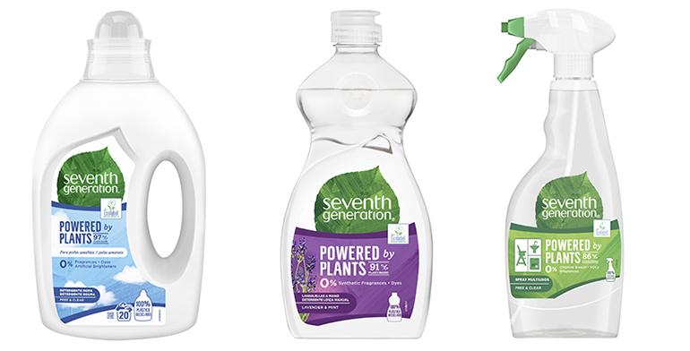 Llega desde EE UU una línea de productos ecológicos para el cuidado del hogar e higiene personal