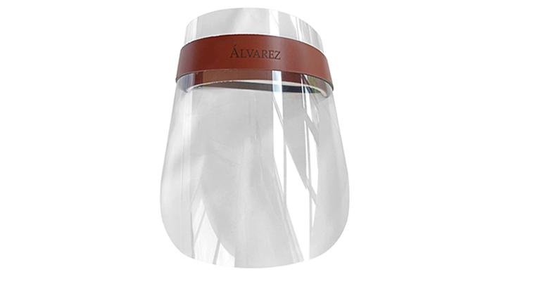 Pantallas faciales ECO, medida de prevención sostenible, cómoda y con imagen corporativa