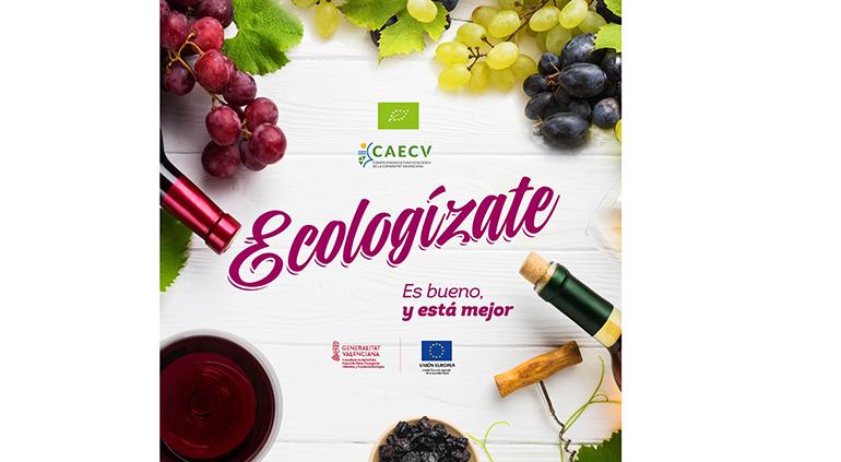 PROAVA y el CAECV organizan el I Concurso de Vinos Ecológicos de la Comunitat Valenciana