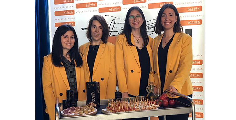 Mr. Pinx, los palillos comestibles que ganan el premio Ecotrophelia